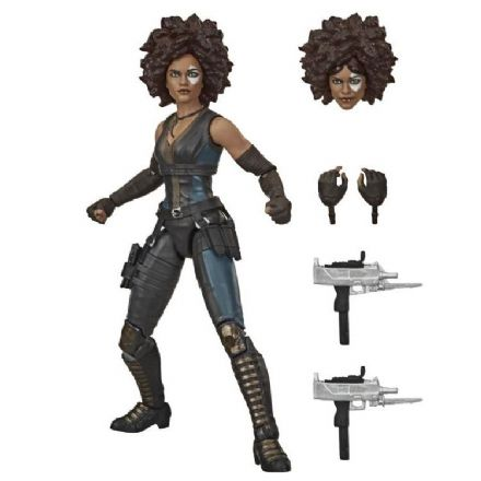 Hasbro Marvel Legends Deadpool 2 Domino Action Figure